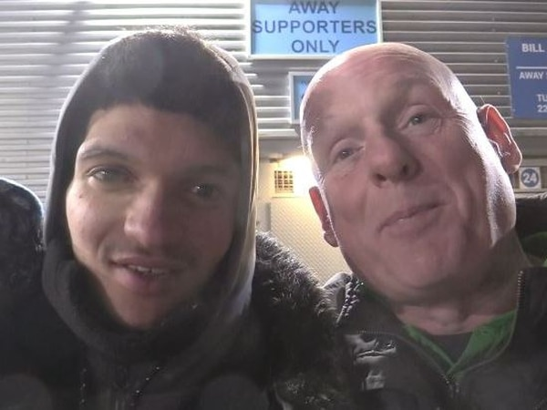 'These are the years that will be remembered in decades to come!' Albion fans on cloud nine with Preston win - WATCH
