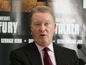 Owen recently signed with Frank Warren's Queensberry Promotions