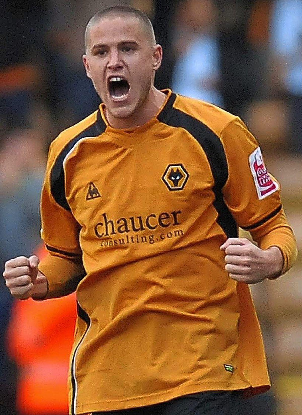 Former Wolves winger Michael Kightly