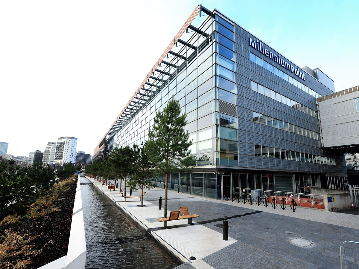 Millennium Point will host the event
