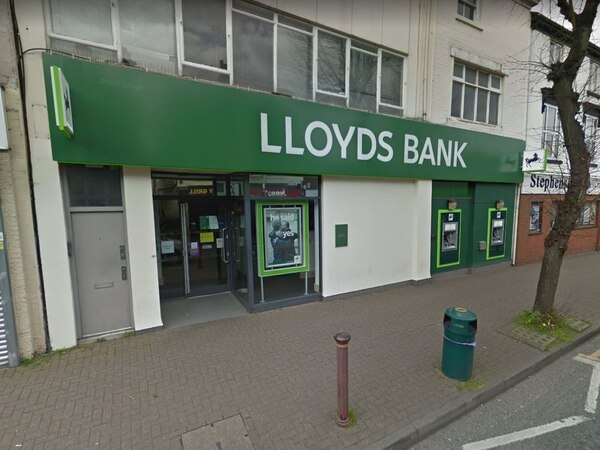 Lloyds Bank branches in Brierley Hill and Hednesford earmarked for closure