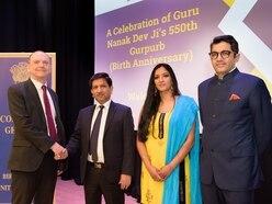 Celebrations in Wolverhampton honour 550th anniversary of Sikh Guru's birth