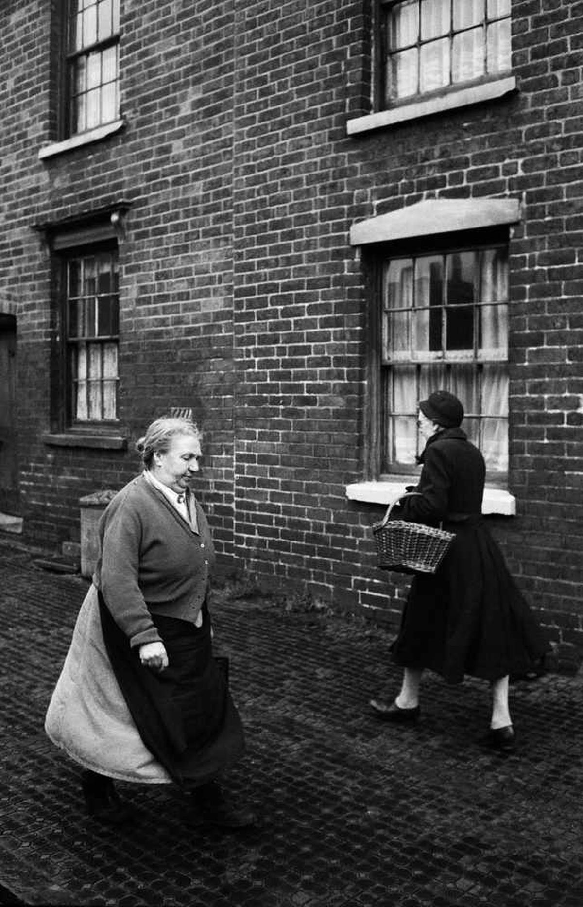 A John Bulmer image from the streets