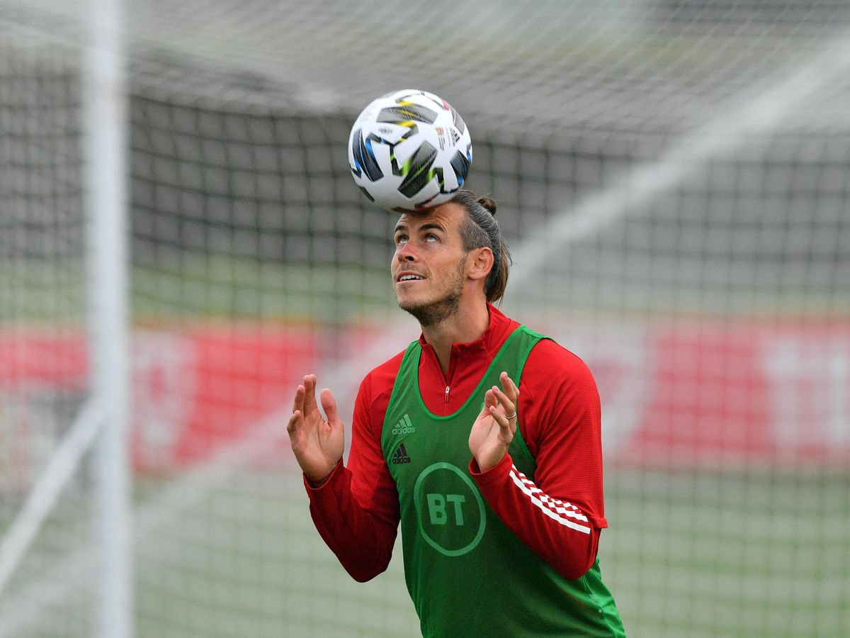 Gareth Bale is ready to represent Wales