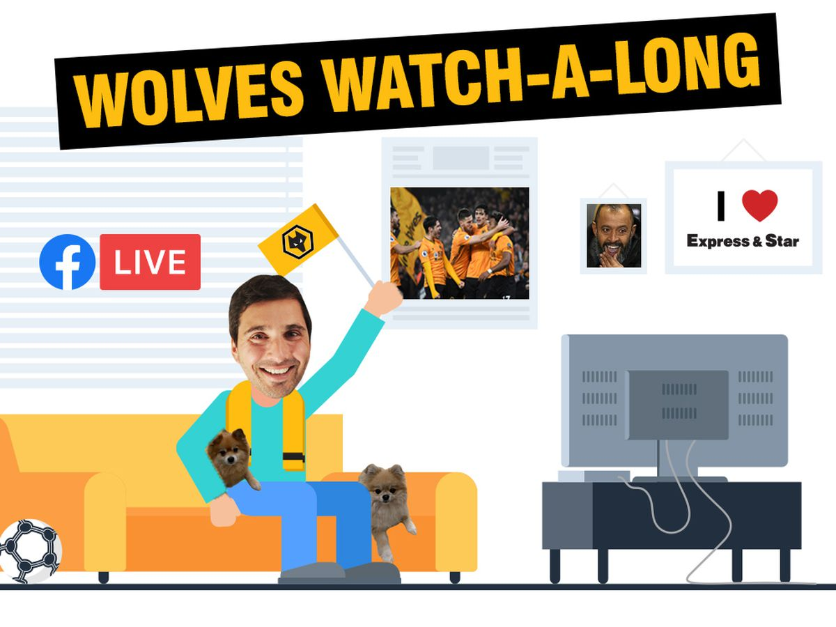 Wolves Watch a long with Nathan Judah