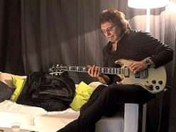Tony Iommi chats ahead of a talk about his life and career at Birmingham Town Hall