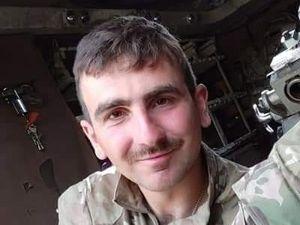 Fusilier Sam Brownridge. Photo: Facebook