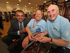 Pair who performed 2,000 hours of voluntary work win national award