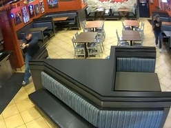 Off-duty police officers on date night foil chicken shop robbery