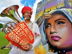 'Great vibe' at Sandwell Mela - with pictures