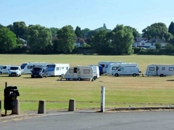 Travellers move on to Penn playing fields again - PICTURES and VIDEO