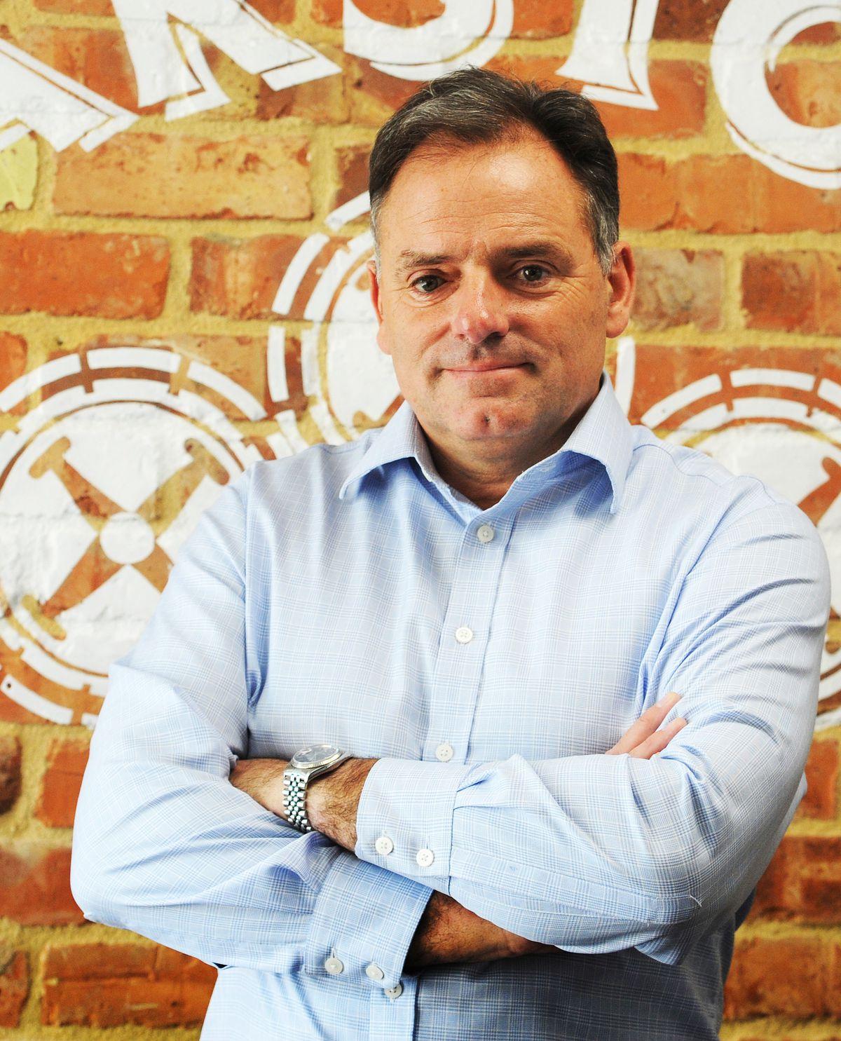 Marston's chief executive Ralph Findlay