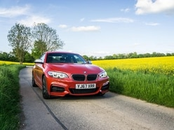Power is the name of the game with the BMW M240i