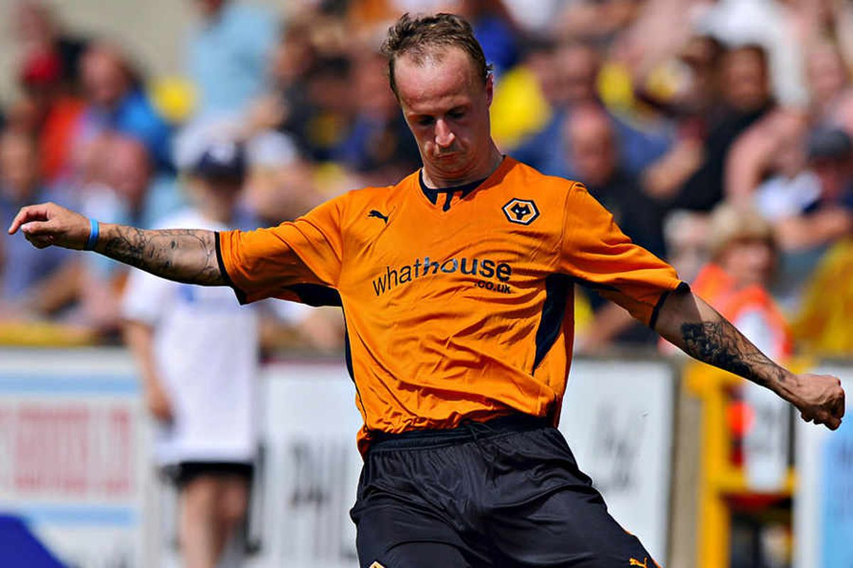 Wolves' Leigh Griffiths faces England for Scotland | Express & Star