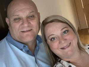 Sarah and Tony