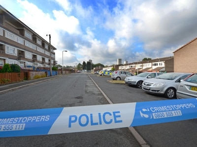 Park Village murder: Armed police continue patrols after fatal shooting in Wolverhampton