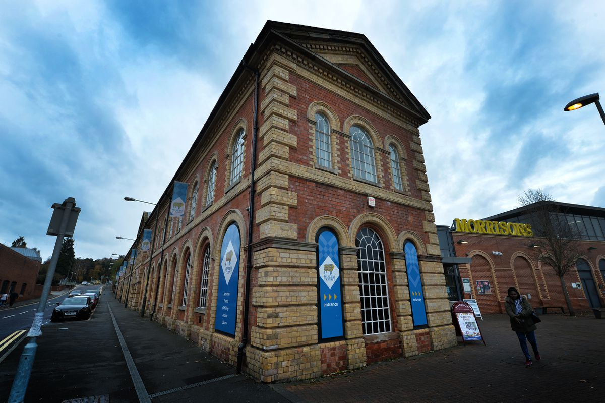 Kidderminster's Museum of Carpet housed in the former Stour Vale Mill