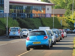 Parking charge move to unclog roads around Staffordshire Technology Park