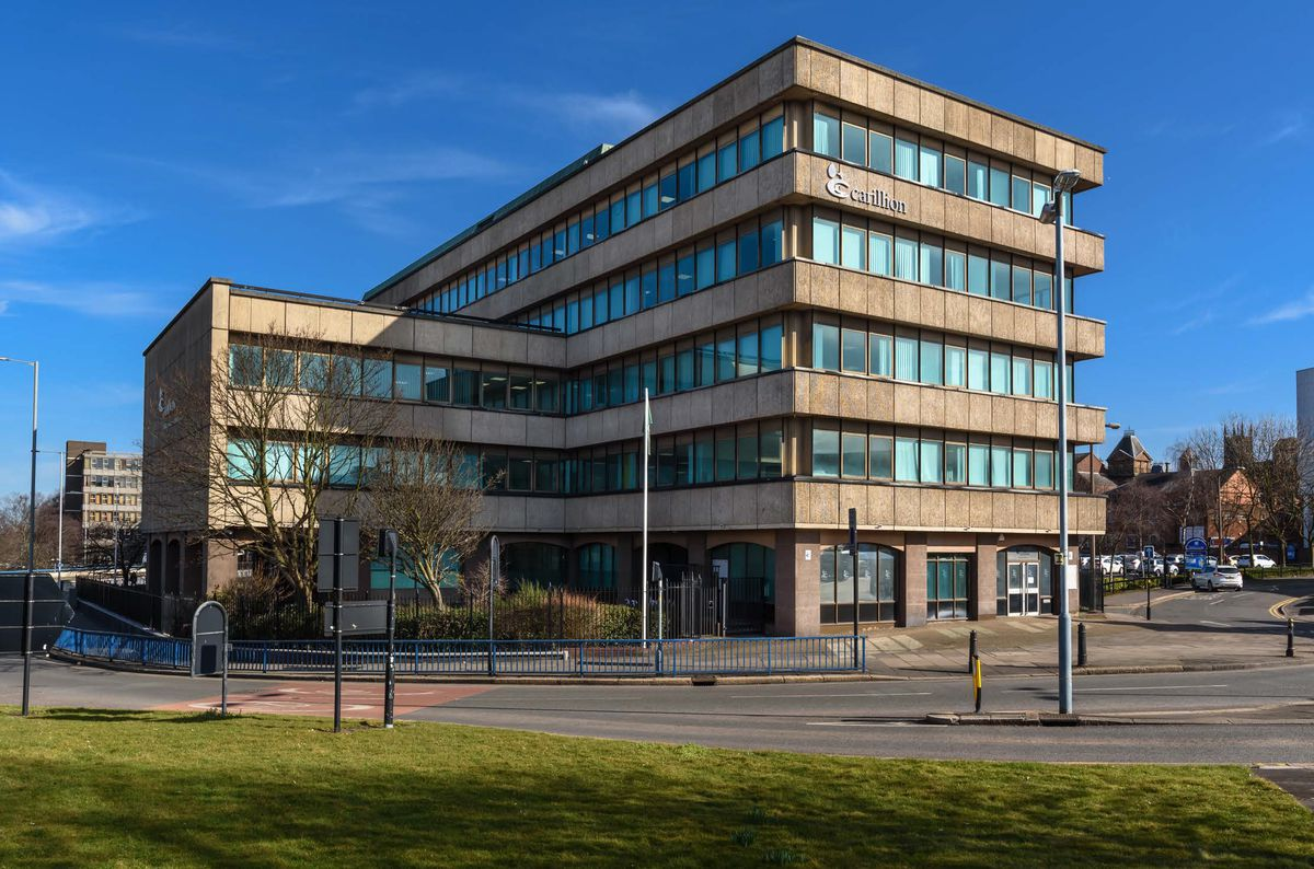 Carillion House in Wolverhampton city centre has been bought by the Gupta Group for an undisclosed amount