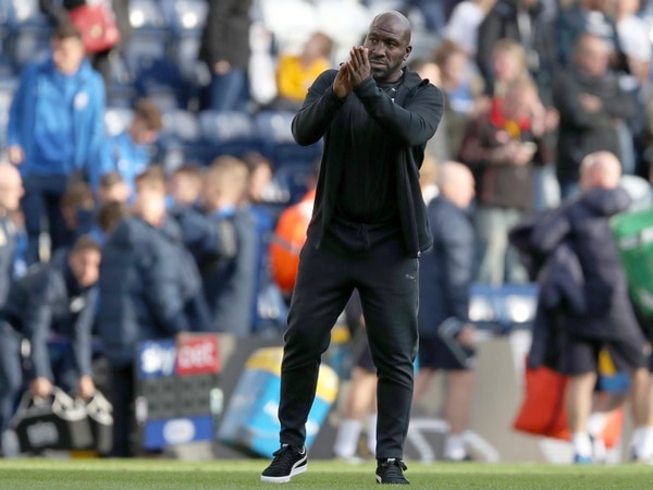Darren Moore thanks West Brom fans ahead of midweek fixture pile-up