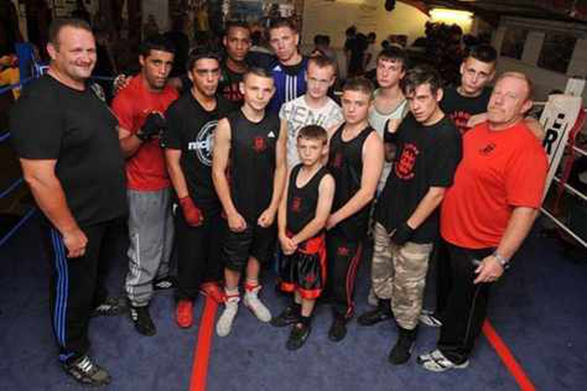 Lions ABC roars back for boxing