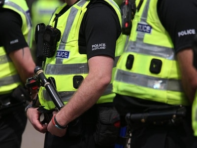 Three teens charged after the alleged murder of a man in Edinburgh