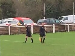 WATCH: Assistant ref storms off amid fallout at non-league clash
