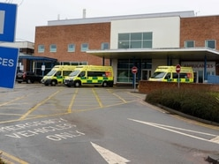 Sandwell Hospital boss says A&E pressure is worst he's ever seen