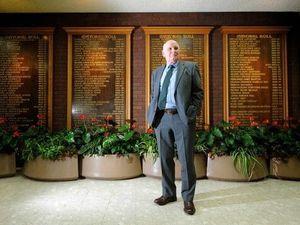 Councillor Neville Patten