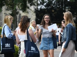 Key statistics in this year's A-level results
