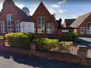 Temple Meadow Primary School in Cradley Heath. Photo: Google