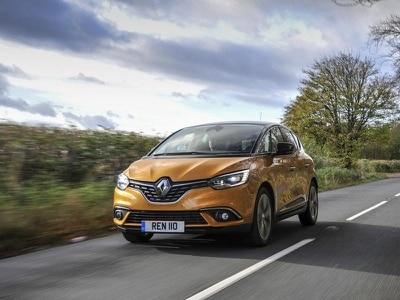 Renault streamlines Scenic, Grand Scenic and Koleos ranges