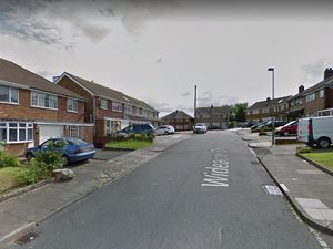 Wideacre Drive, in Great Barr. Photo: Google Maps