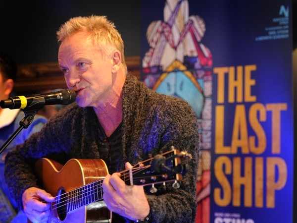 Sting: My musical will strike a chord with the Black Country - with pictures and video