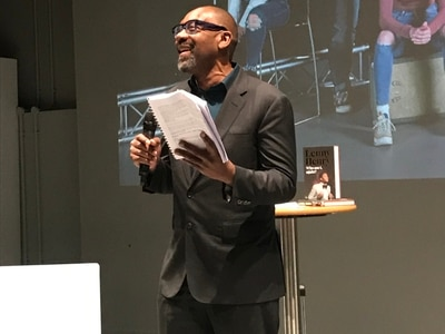 'It's not Dudley, but it'll do!!' Sir Lenny Henry delights fans at Birmingham book signing