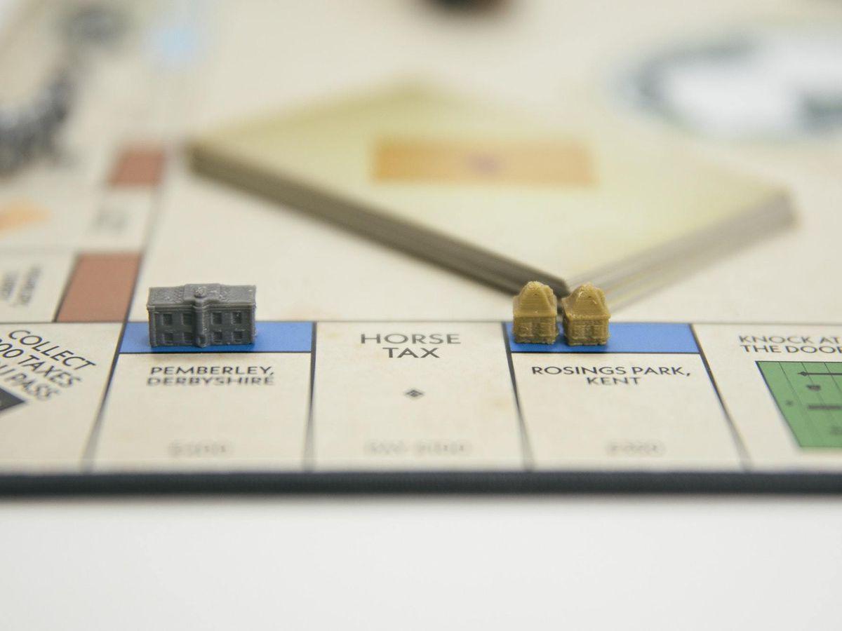 Jane Austen Monopoly