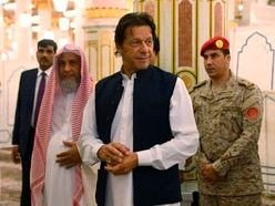 Pakistan's Imran Khan backing moves to ease tensions with India