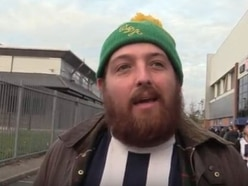 Wigan 1 West Brom 0: Baggies fans slam 'disappointing' performance - WATCH