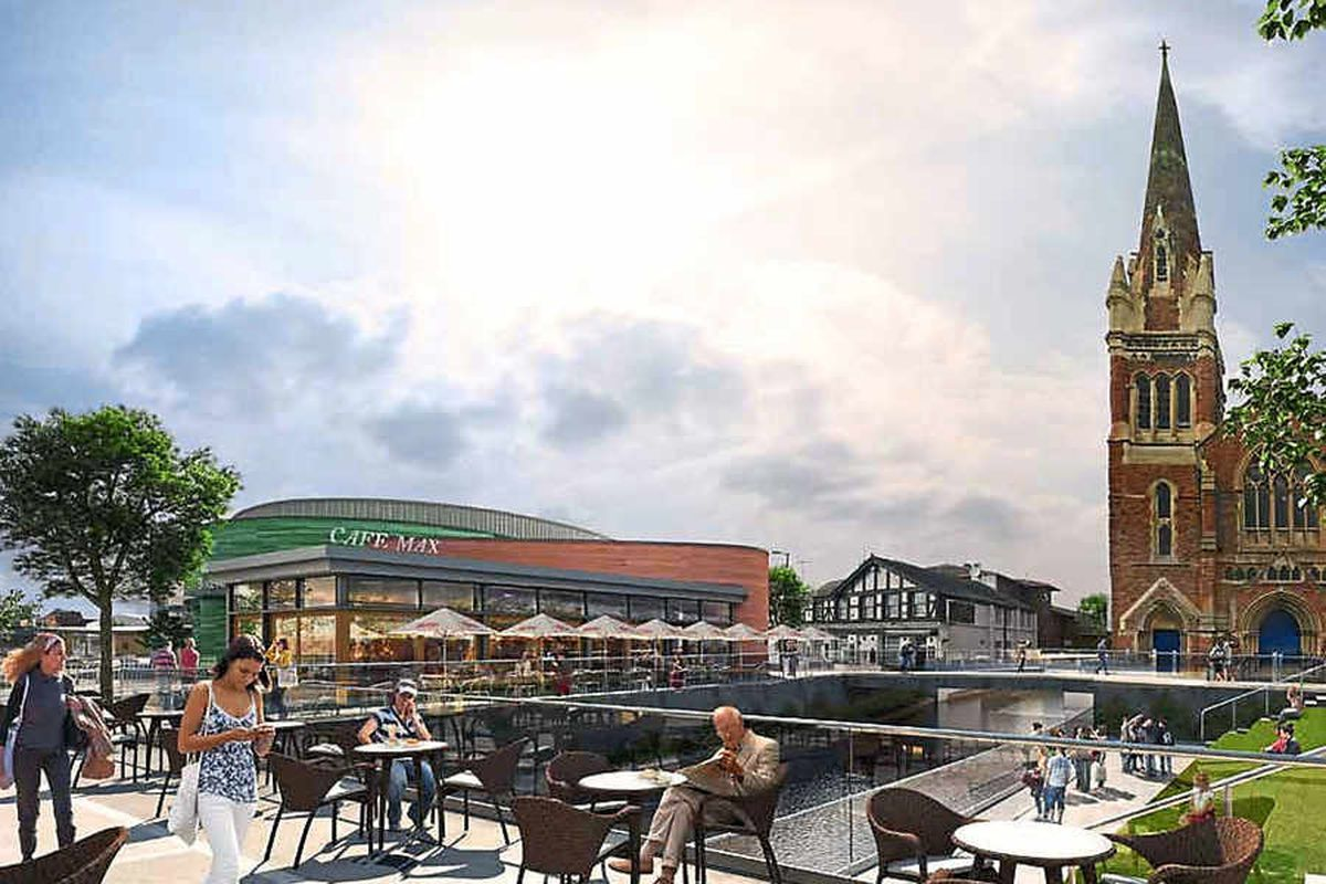 How £11m revamp will transform town