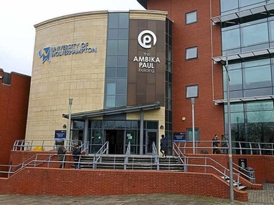 Wolverhampton University under fire over staff parking plan
