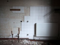 Abandoned: Eerie photos of former Dudley hospital go on show