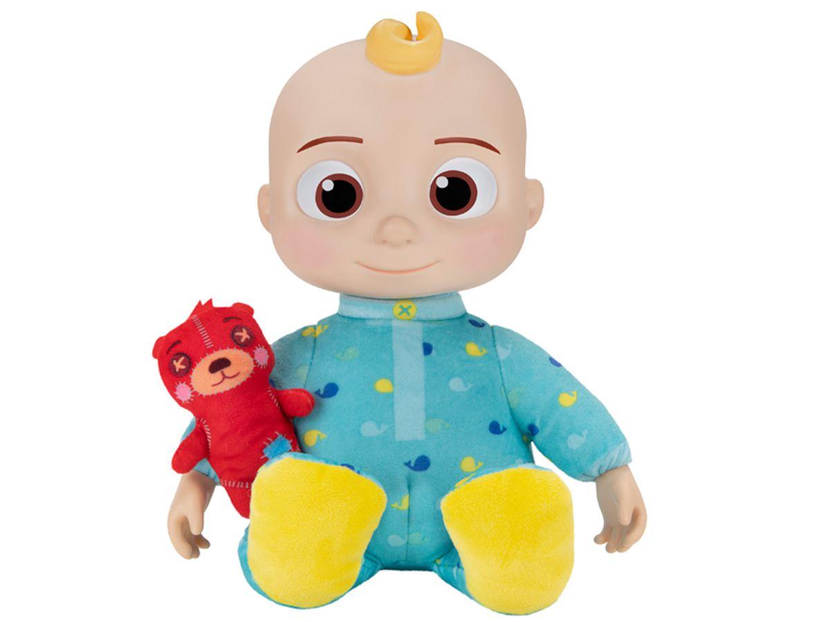 CoComelon 10ins Bedtime JJ doll