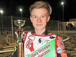 Drew Kemp named rider of year for Cradley Heathens