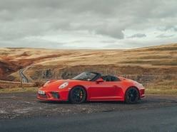 First drive: Porsche 911 Speedster brings GT3 flair to the drop-top sports car