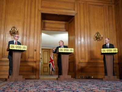 Downing Street scraps weekend press conferences
