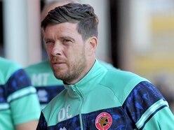 Walsall boss Darrell Clarke upset at 'clueless' EFL substitutes ruling