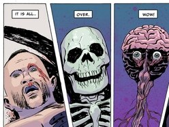 This artist created a mini comic that shines a spotlight on the brutal effects of MMA fighting