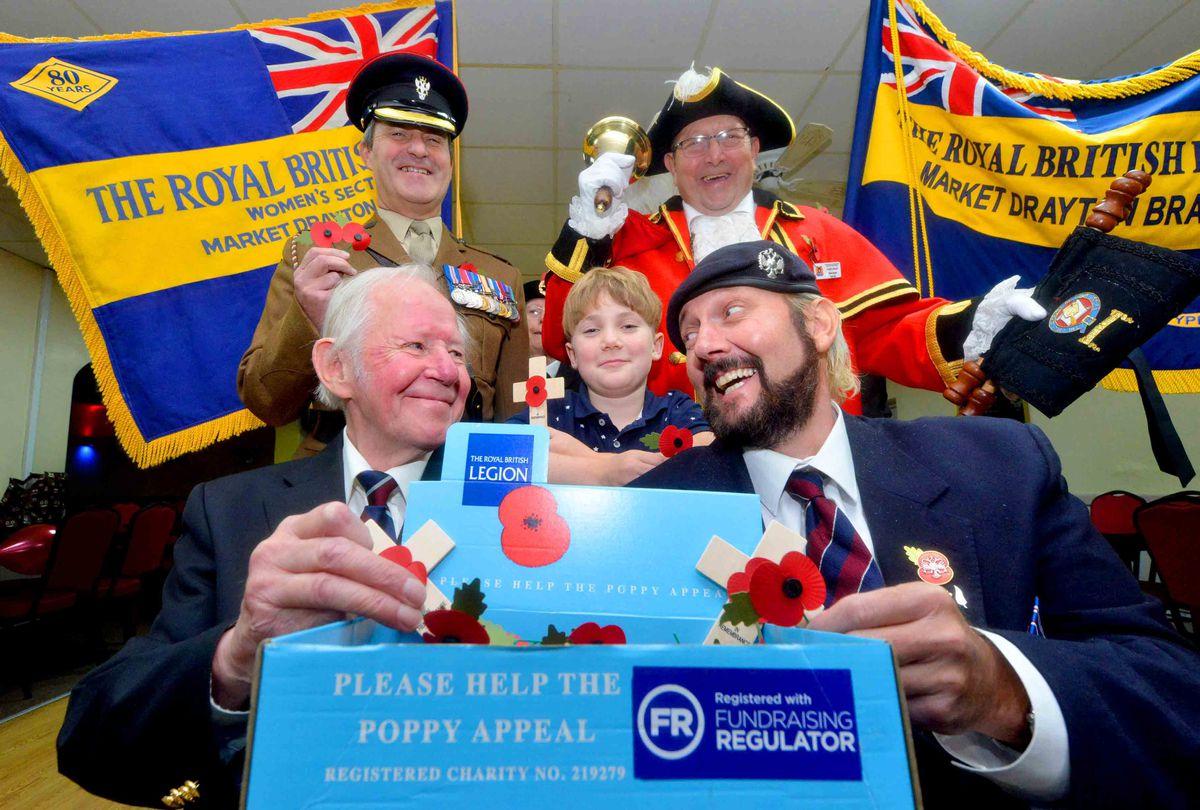 Poppy Appeal.