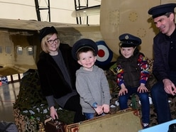 Flight-themed activities coming to RAF Cosford for half term