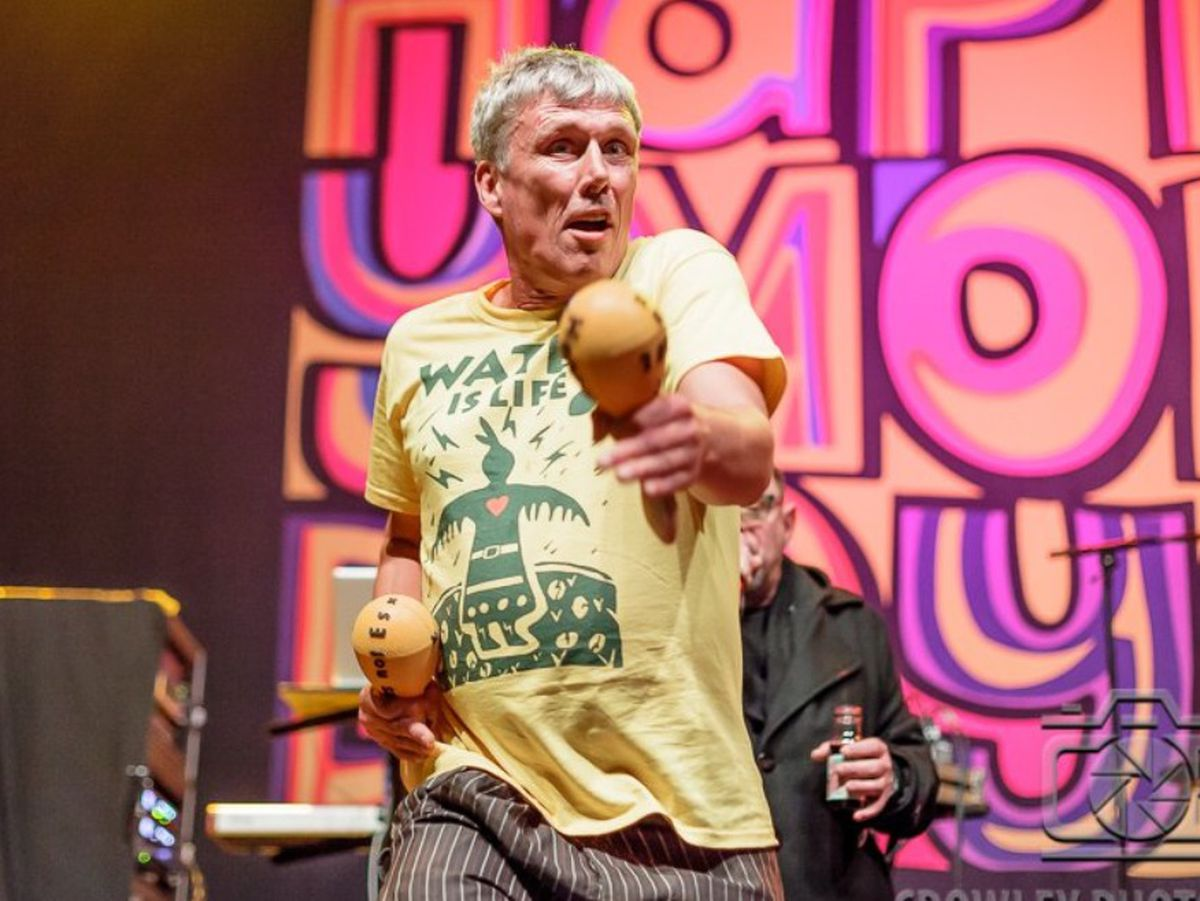 The Happy Mondays will be performing at Creation Day in West Park